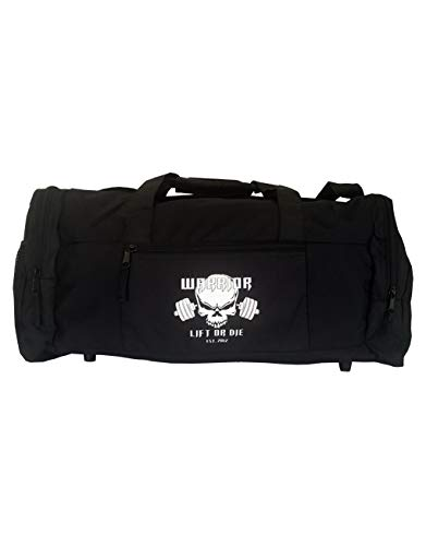 Warrior Powerlifting Gear Sac Musculation//Fitness 40 litres