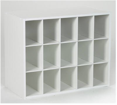Review 15Cube WHT Organizer By ClosetMaid by ClosetMaid
