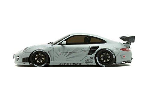 Amazon.com: Porsche 911 (997) LB Performance Limited Edition to 2500pcs 1/18 by GT Spirit GT126: Toys & Games