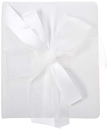 Clark Ring Beverly Tres Beau - Tres Beau Wedding Accessories Wedding Memory Book, White