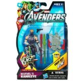 "Marvel Universe Avengers Hawkeye 05 Figure New Sealed 3.75"""