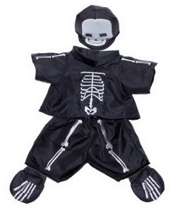 [Skeleton Costume Fits Most 8