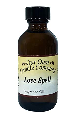 Our Own Candle Company Fragrance Oil, Love Spell, 2 oz