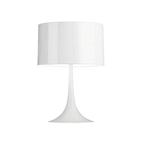 Flos Spun Light - Flos Spun Light T2 Table Lamp Glossy White 110 Volt