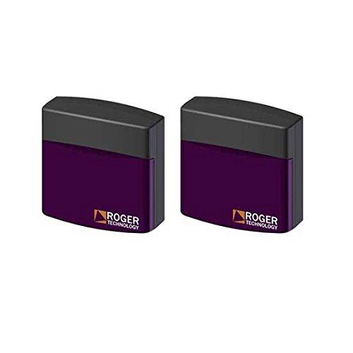 G90//F2ES coppia di esterna fotocellule sincronizzate Roger