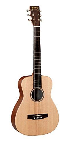 Martin LX1 Little Martin Acoustic Guitar (Martin Style Bridge Pins)