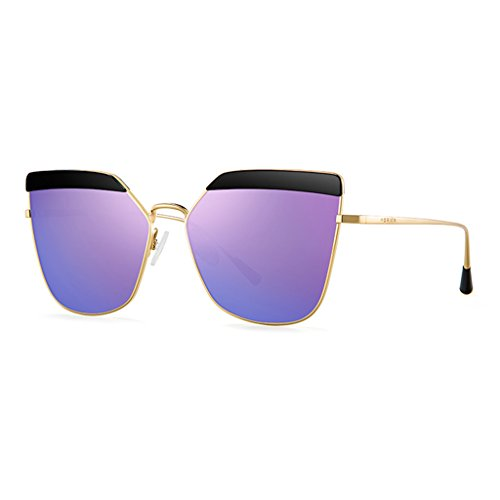 de polarisées pour Lunettes soleil Purple femme x0vF4xwfq