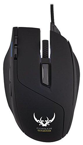 Corsair Gaming Sabre RGB 8200 DPI Laser Gaming Mouse CH-9000090-NA