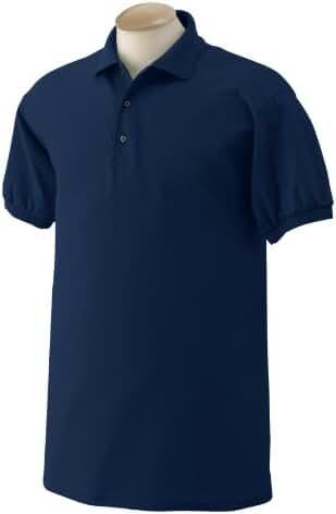 Gildan mens 5.6 oz. DryBlend 50/50 Jersey Polo (G880)