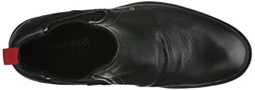 Dockers by Gerli 39IN001-182100 - Botas Chelsea Hombre Negro - negro
