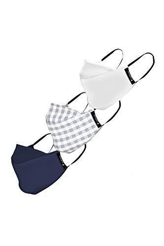 Van Heusen Men's Cotton Headband (VHMSBRGP728680_Assorted_Free Size)