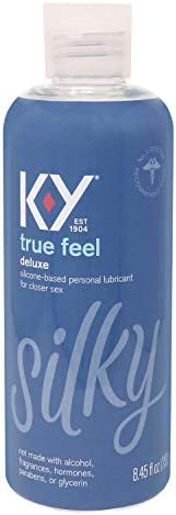 K-Y Couples Personal Lubricant and Intimate Gel, Sex Lube for Women, Men and Couples