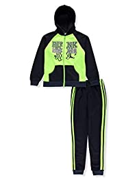 Pro Athlete Boys' 2-Piece Sweatsuit Pants Set