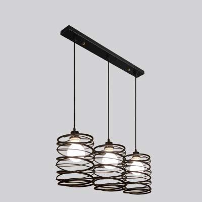 Multi Light Pendant Canopy - 6