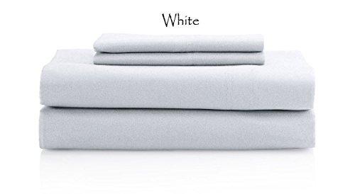 Luxurious Cotton 400-Thread-Count Soft 4-Piece Sheet Set