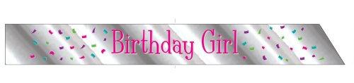 Creative Converting Birthday Girl Child