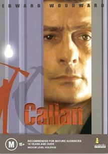Callan [DVD]: Amazon co uk: Edward Woodward, William Squire