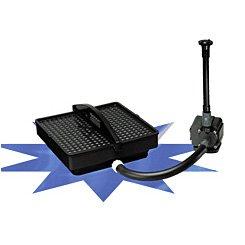 Pondmaster Filter Pump (PondMaster 02213 Pump & Filter 350Gph)