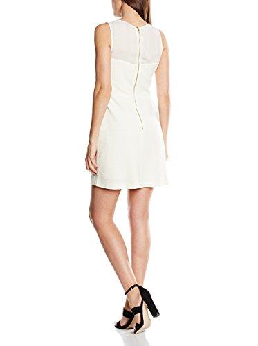 Cortefiel Damen Kleid weiß M