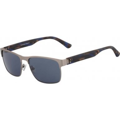 Calvin Klein Collection CK7378S-033 Gunmetal CK7378S Sunglasses