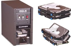 PD-4 Hard Drive Physical Destroyer | NSA/CSS EPL-Listed | Garner Products