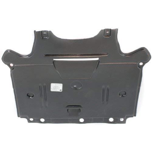 - Garage-Pro Rear Engine Splash Shield for AUDI Q5 2009-2012/S4 2009-2014 Under Cover (Q5 3.2L Eng)