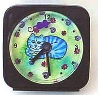 Cat Alarm Clock by Paper Scissors Rock
