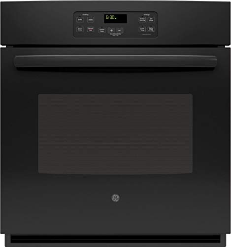 GE JK1000DFBB 27″ Black Electric Single Wall Oven