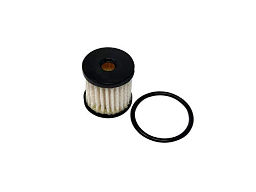 Replacement Fuel Filter for Harley Davidson Replaces #61011-04A 2004-2017 FXD/FXDWG/FLD, 2008-2017 FXST/FLST/FXS, 2008-2017 FLHT