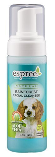 Espree Dog and Cat Rainforest Facial Cleanser, 5-Ounce by PetEdge Dealer Services