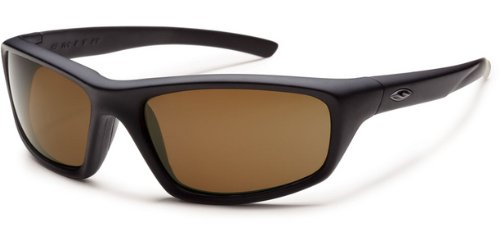 Smith Optics Elite Director Tactical Sunglass with Polarized Brown Lens, - Tactical Sunglasses Smith Elite