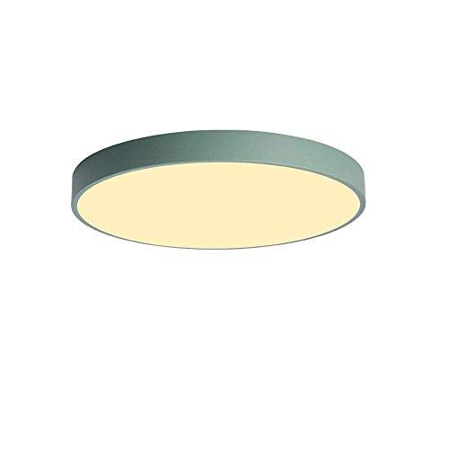 DFMD Lámparas de Techo con iluminación nórdica, cálidas y ...