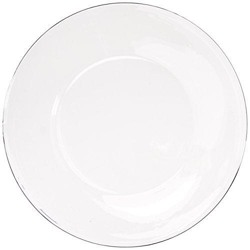 Presence Crystal Dinner Plate