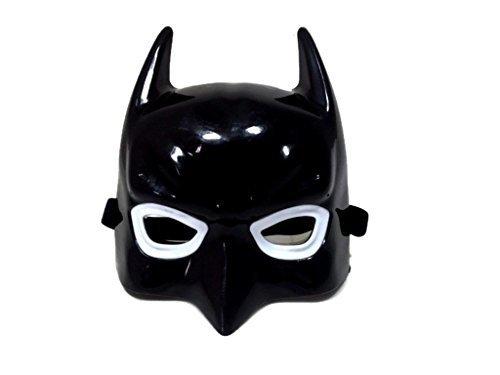 Superhero The Avengers Costume LED Light Eye Mask (Bat Man)