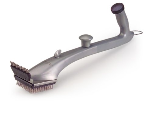 Grill Daddy GD12952S Pro Grill Brush-Cleans BBQ Easily with The Powe, 1 Silver
