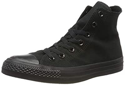 Converse Chuck Taylor All Star Core Low Top Black M9166 Mens 6.5