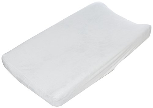 Summer Infant Ultra Plush Changing Pad Cover, White