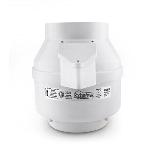 - RadonAway 23019-1 XR261 Radon Mitigation Fan, 6