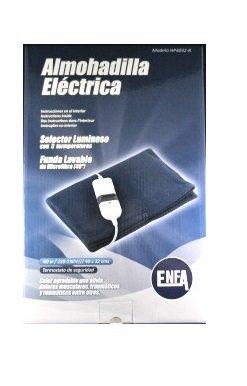 Almohadilla eléctrica clásica, Para fisioterapia, Regulación térmica, 40 x 32 cm