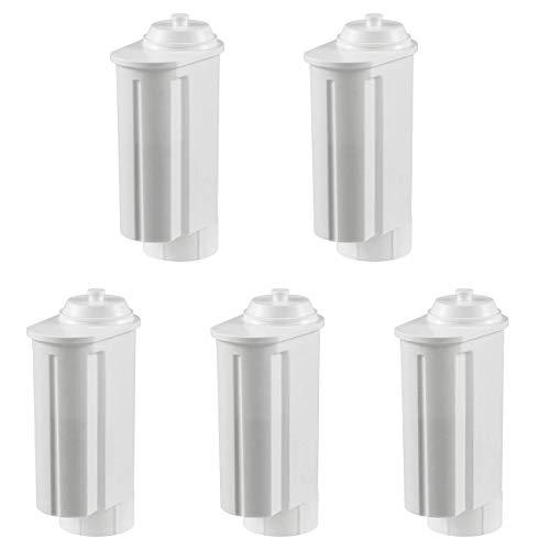 5-Pack Uniwater Water Filter Cartridges for Siemens/Bosch /
