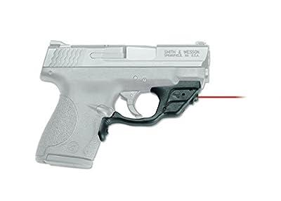 Crimson Trace LG-489 Laserguard Laser Sight for Smith & Wesson M&P Shield Pistols from Crimson Trace