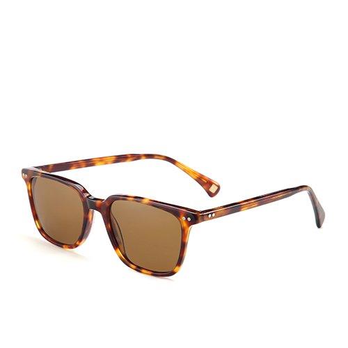 viajes para sol de para hombres G15 acetato polarizadas TL Gafas Brown de de sol Sunglasses gafas gafas Demi C03 pesca de guía Unisex Piazza en C02 Brown gaqYzwOYU