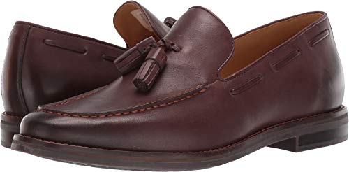 Sperry Men's Gold Cup Exeter Tassel Penny Loafer, Brown 8.5 M ()