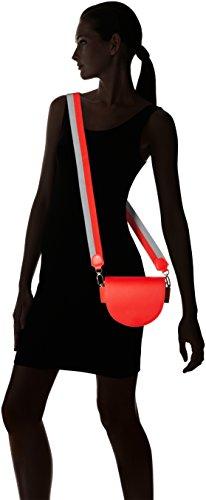 Rojo Bolso Liebeskind summer Berlin De Mujer Hombro 3062 Red Mixedbagss8 aaHqwEY