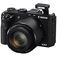 Canon PowerShot G3 X Digital Camera - Wi-Fi Enabled