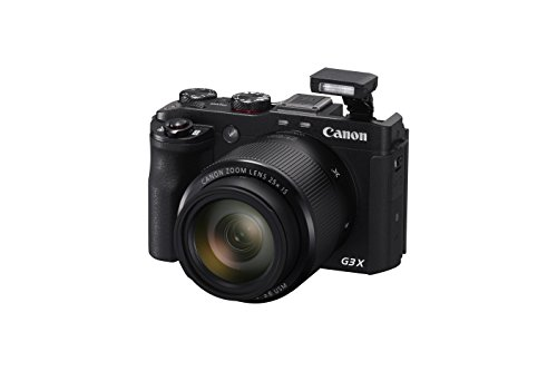 Canon PowerShot G3 X Digital Camera – Wi-Fi Enabled