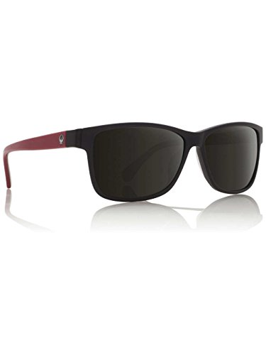 Dragon 26260-003 Mens Exit Row Sunglasses, Matte Black/Grey - ()