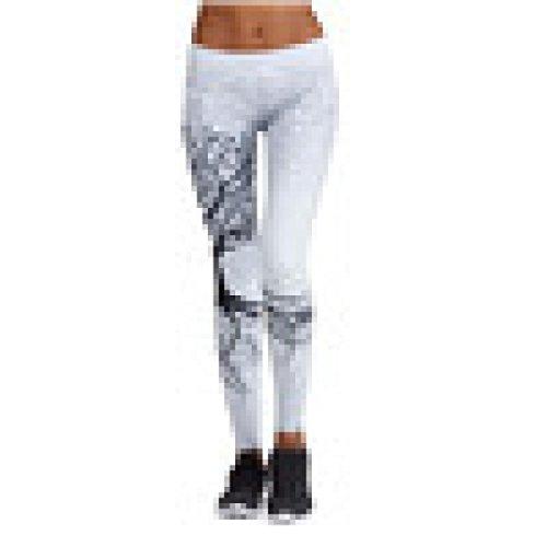 Detail Cropped Jacket - AmyDong Women Slim Fit Yoga Pants Leggings Leggings Gym High Elastic Pants High Waist (White, M)