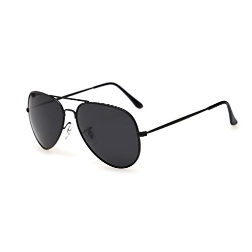 Drive A De and QZ HOME Silver Vintage Negro Color Película Color Polarizador Gafas White Sol wgXUq8Ux