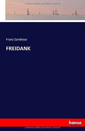 Download FREIDANK (German Edition) PDF